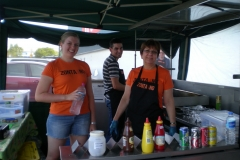 Irene Mel & Lachie - Bunnings Sausage Sizzle