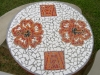 Zonta Mosaic Table Ayr