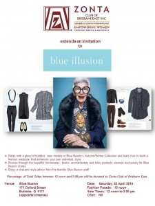 Blue Illusion Fashion Showing @ Blue Illusion | Bulimba | Queensland | Australia