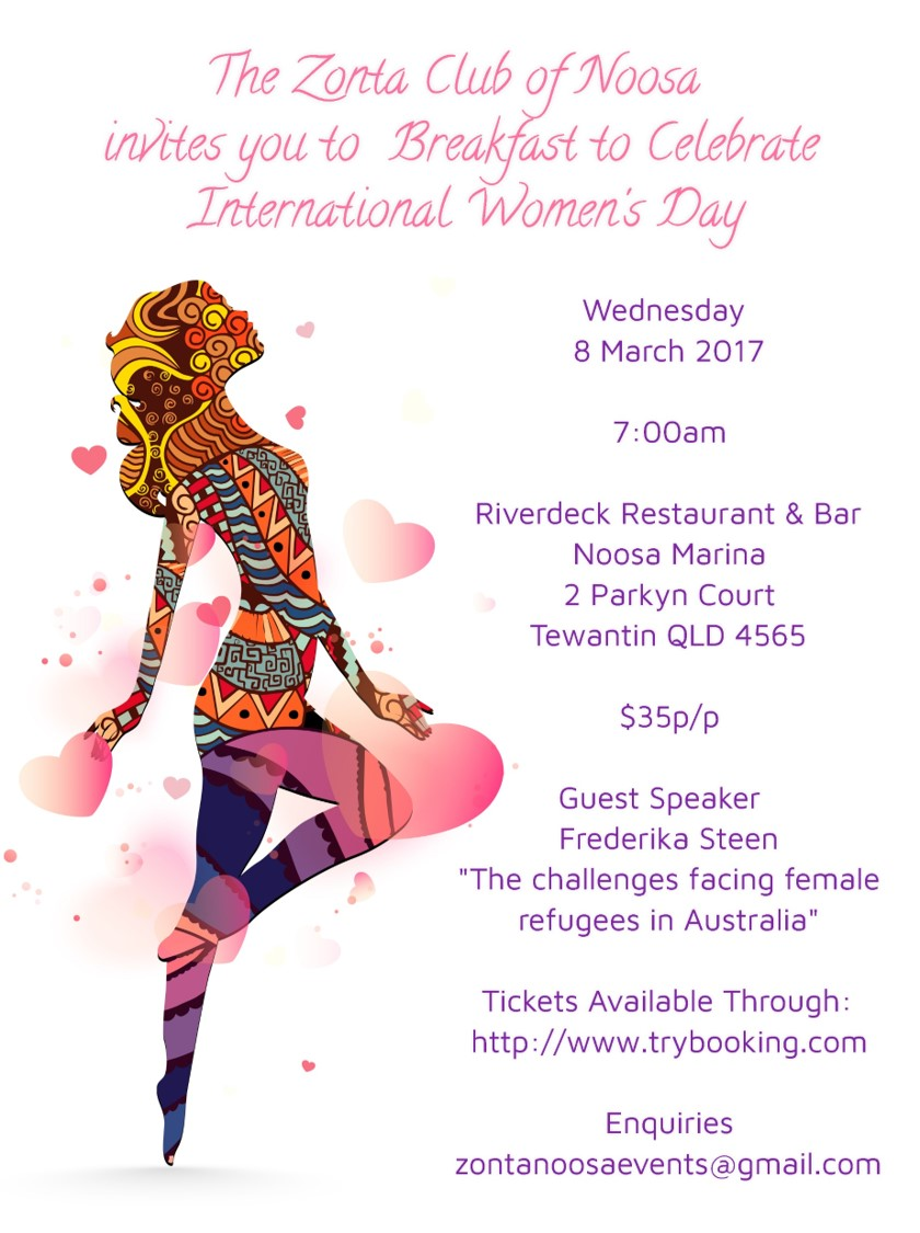 Zonta International District 22 | » You are Invited to celebrate