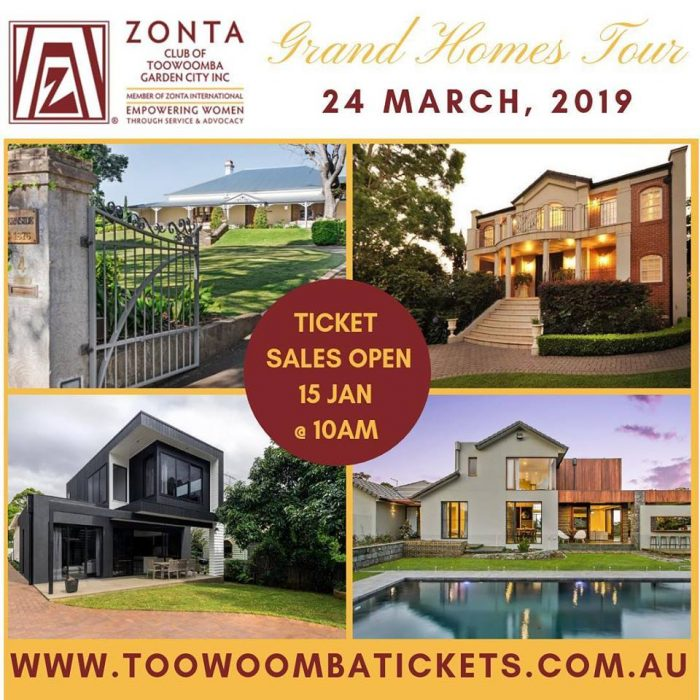 Toowoomba Grand Homes Tour @ Queensland | Australia