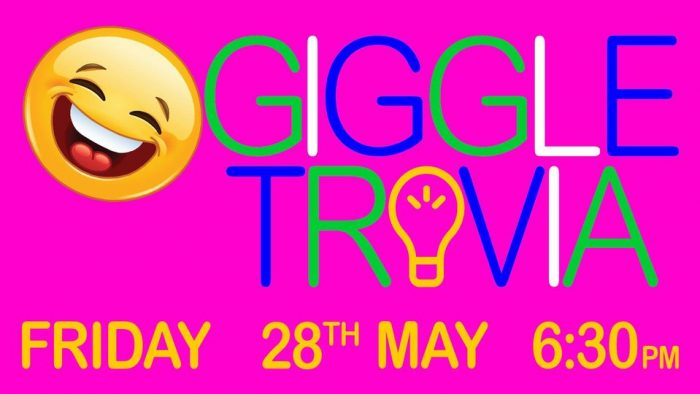 Giggle Trivia - Caboolture @  Sports Central Caboolture