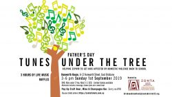 Tunes Under the Tree 2019 - Brisbane @ Hanworth House | East Brisbane | Queensland | Australia