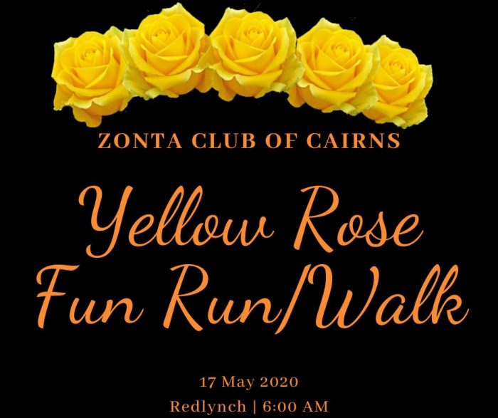 Yellow Rose Fun Run/Walk - Cairns @ Redlynch Valley, Cairns