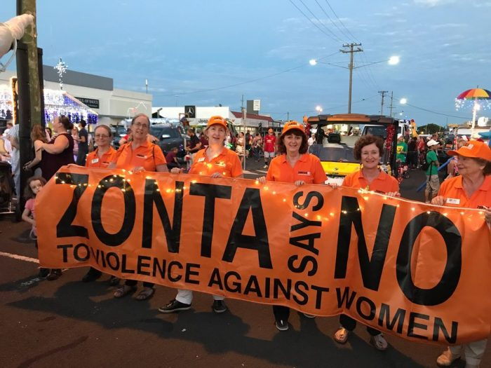 Zonta Says NO Campaign Launch - Bundaberg @ Multiplex Sport and Convention Centre